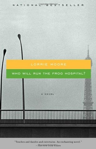 Who Will Run the Frog Hospital? Books