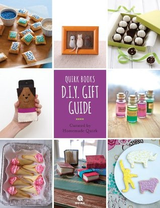 Quirk Books D.I.Y. Gift Guide Books