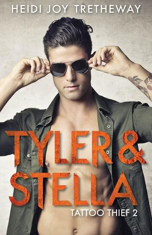 Tyler & Stella (Tattoo Thief, #2) Books