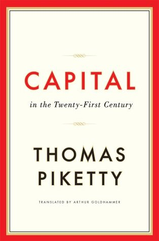 Capital in the Twenty-First Century Books