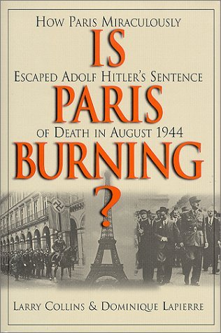 Is Paris Burning? Books