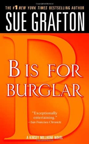 B is for Burglar  (Kinsey Millhone, #2) Books