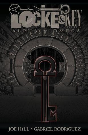 Locke & Key, Vol. 6: Alpha & Omega Books
