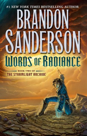 Words of Radiance (The Stormlight Archive, #2) Books