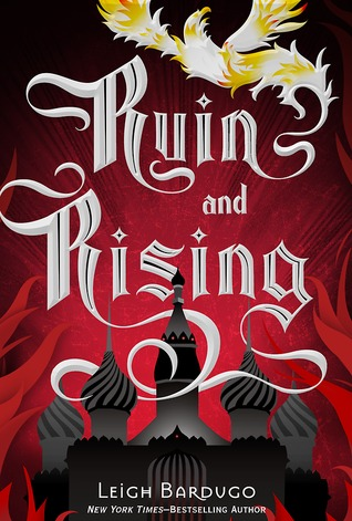 Ruin and Rising (The Grisha, #3) Books
