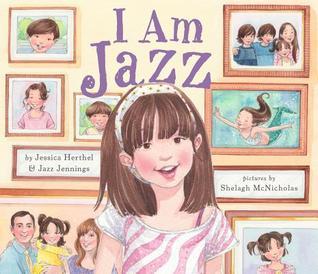 I Am Jazz Books
