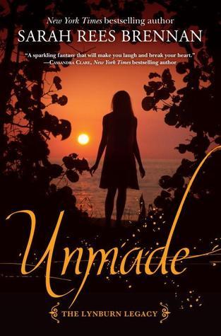 Unmade (The Lynburn Legacy, #3) Books