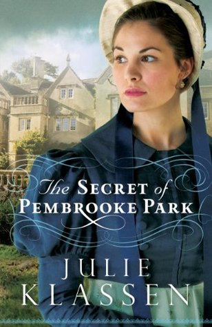 The Secret of Pembrooke Park Books