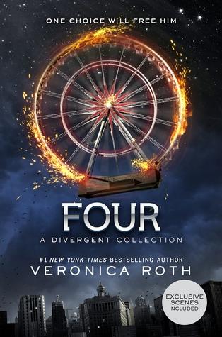 Four: A Divergent Story Collection (Divergent, #0.1 - 0.4) Books