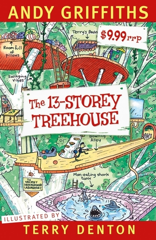 The 13-Storey Treehouse Books