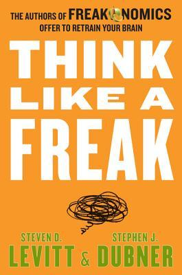 Think Like a Freak Books