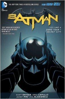 Batman, Vol. 4: Zero Year: Secret City Books
