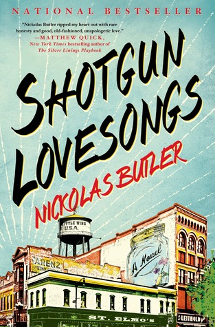 Shotgun Lovesongs Books
