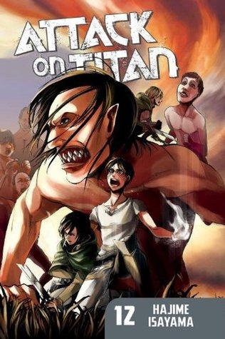 Attack on Titan, Volume 12 Books