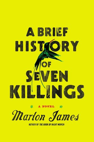 A Brief History of Seven Killings Books