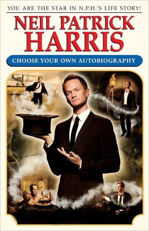Neil Patrick Harris: Choose Your Own Autobiography Books
