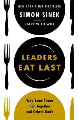 Leaders Eat Last Books