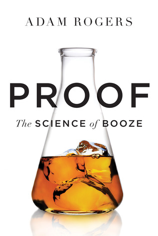 Proof: The Science of Booze Books