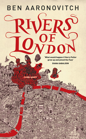 Rivers of London (Peter Grant, #1) Books