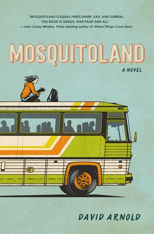 Mosquitoland Books