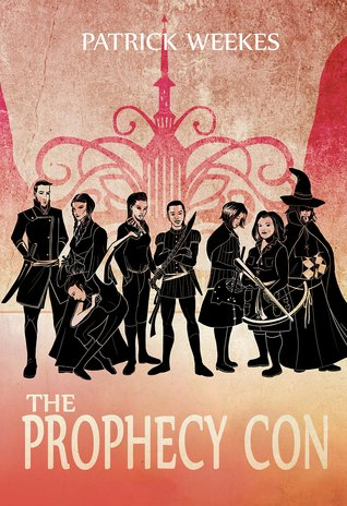 The Prophecy Con (Rogues of the Republic, #2) Books