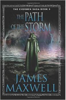The Path of the Storm (Evermen Saga, #3) Books