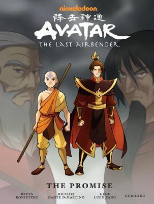 Avatar: The Last Airbender - The Promise Books