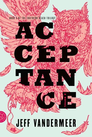 Acceptance (Southern Reach, #3) Books