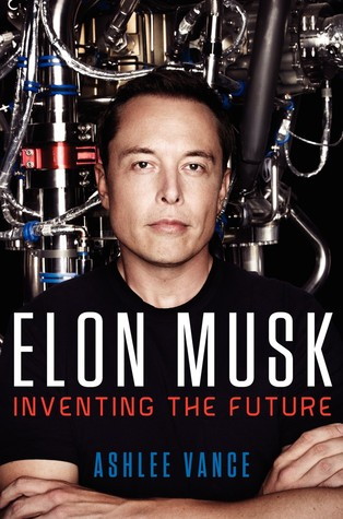 Elon Musk: Inventing the Future Books
