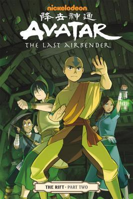 Avatar: The Last Airbender (The Rift, #2) Books