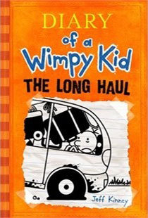The Long Haul (Diary of a Wimpy Kid, #9) Books