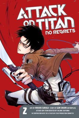 Attack on Titan: No Regrets, Volume 02 Books