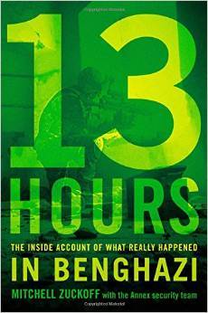 13 Hours: The Inside Account of What Really Happened In Benghazi Books