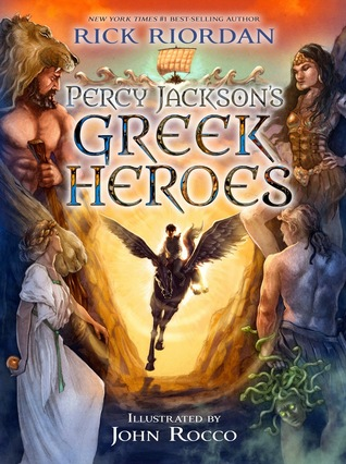 Percy Jackson's Greek Heroes Books
