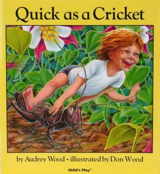 Quick as a Cricket Books