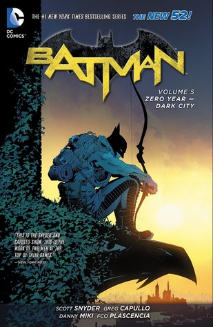 Batman, Vol. 5: Zero Year: Dark City Books