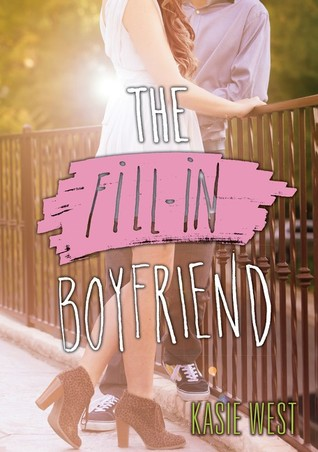 The Fill-In Boyfriend Books