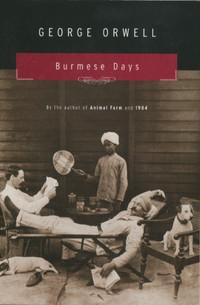 Burmese Days Books