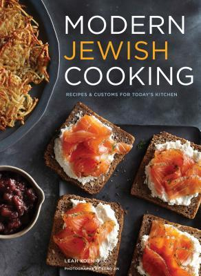 Modern Jewish Cooking: Recipes & Customs for Today's Kitchen Books