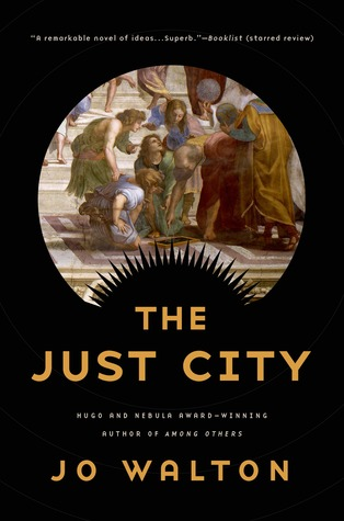 The Just City (Thessaly, #1) Books