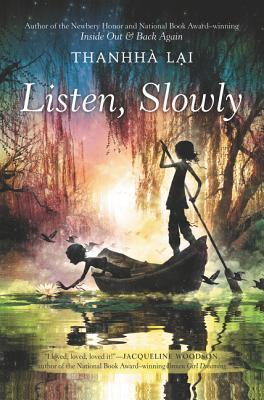 Listen, Slowly Books