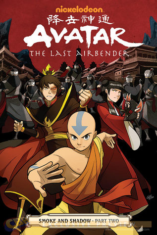 Avatar: The Last Airbender: Smoke and Shadow, Part 2 (Smoke and Shadow, #2) Books