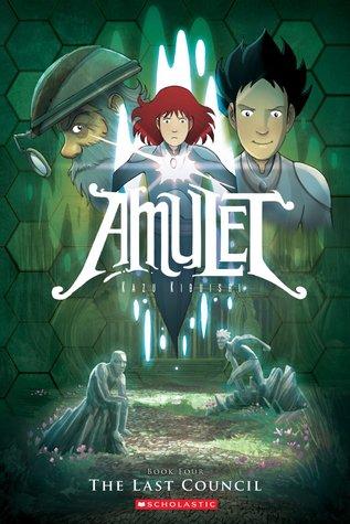 The Last Council (Amulet, #4) Books