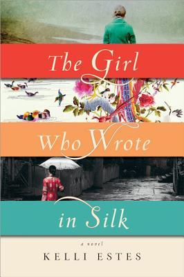 The Girl Who Wrote in Silk Books