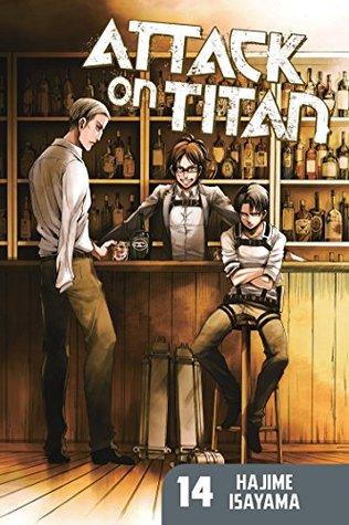 Attack on Titan, Volume 14 Books