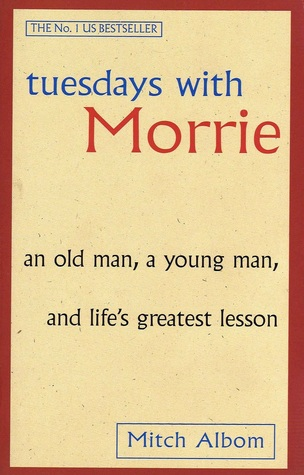 Tuesdays with Morrie Books
