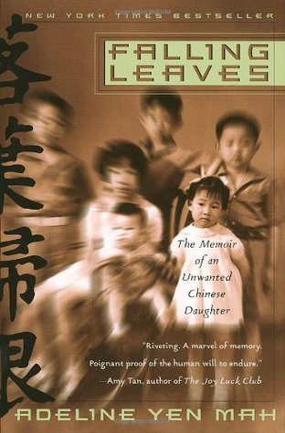 Falling Leaves: The Memoir of an Unwanted Chinese Daughter Books