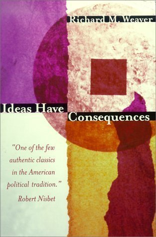 Ideas Have Consequences Books