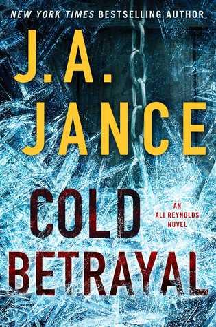Cold Betrayal (Ali Reynolds, #10) Books