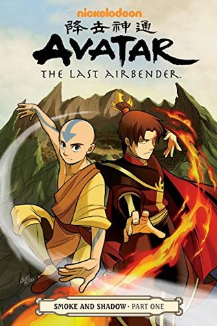 Avatar: The Last Airbender: Smoke and Shadow, Part 1 (Smoke and Shadow, #1) Books